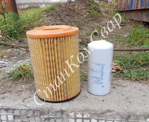 Фильтроэлемент воздушного фильтра компрессора ЗИФ