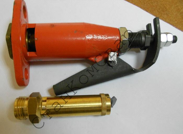 Клапан предохранительный ЗИФ (МЗА9-ПВ5-0,7 0509-070) Фото