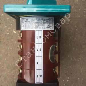 METOP 63A для щита управления компрессора Becomsan Фото