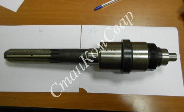 Вал первичный (монолит)14ВК-00.111 для ПВ10-8М1 и НВ10-8М